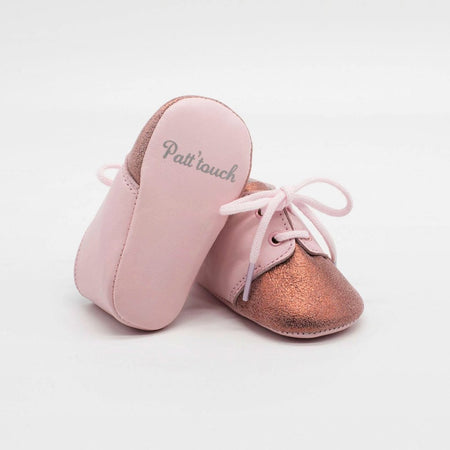 Bella Derby Baby Shoes