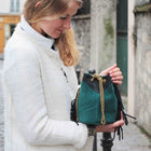 Emerald Gilda Bucket Bag