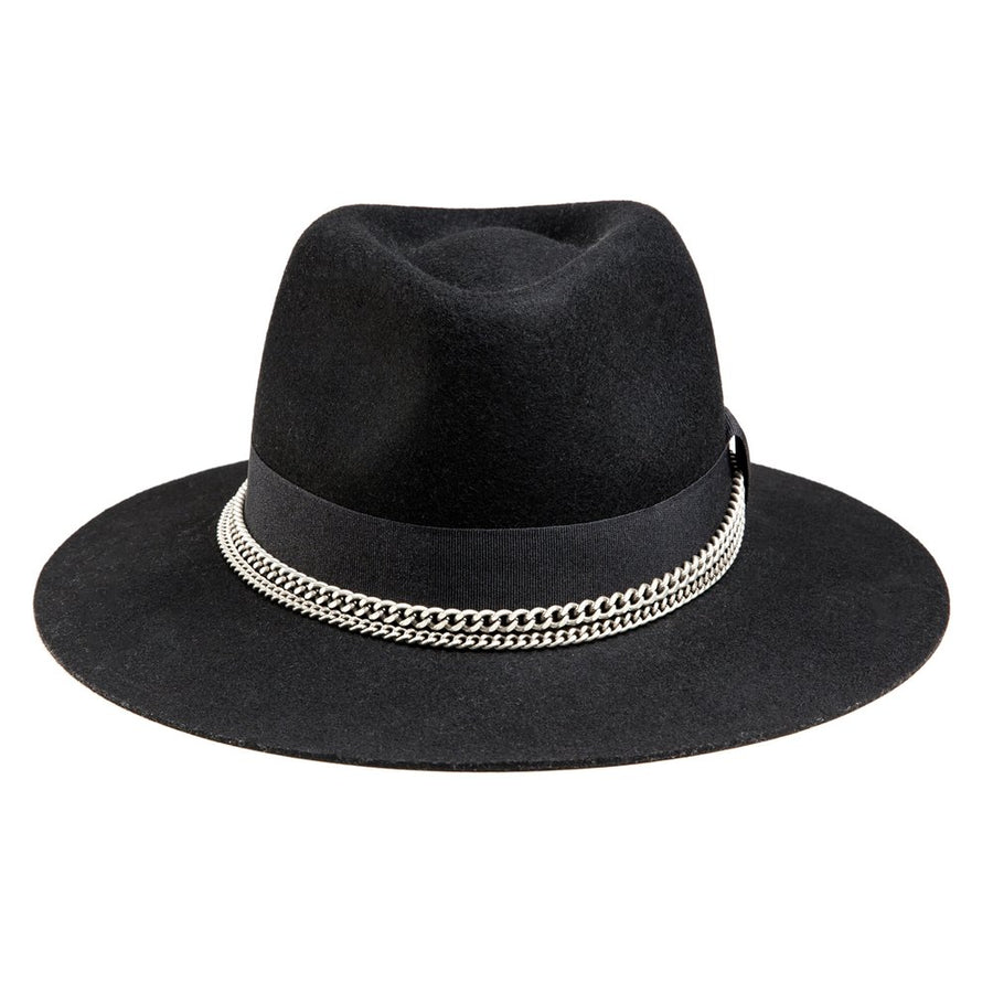 Black Marengo Fedora