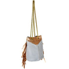 Grey Gilda Bucket Bag