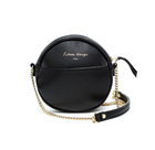 Black Eclipse Circle Bag