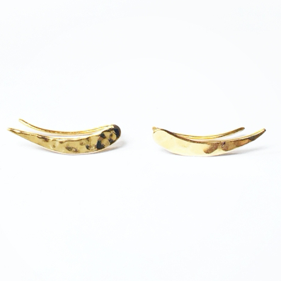 Athena 18 Karat Gold Earrings