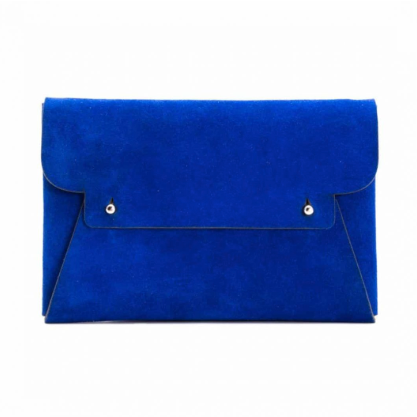Royal Blue Clutch N°3