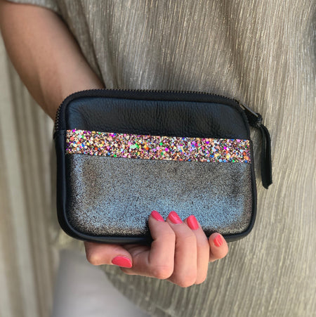 Black Mini Clutch