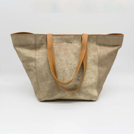 Lyon Tote Bag Golden Strand