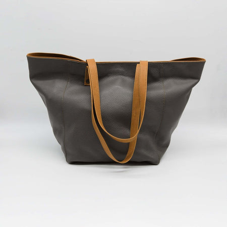Marseille Tote Bag Gray