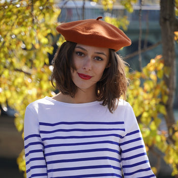 Caramel French Beret