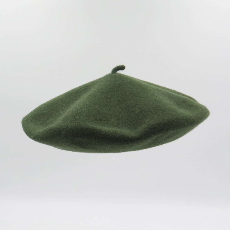 Khaki French Beret