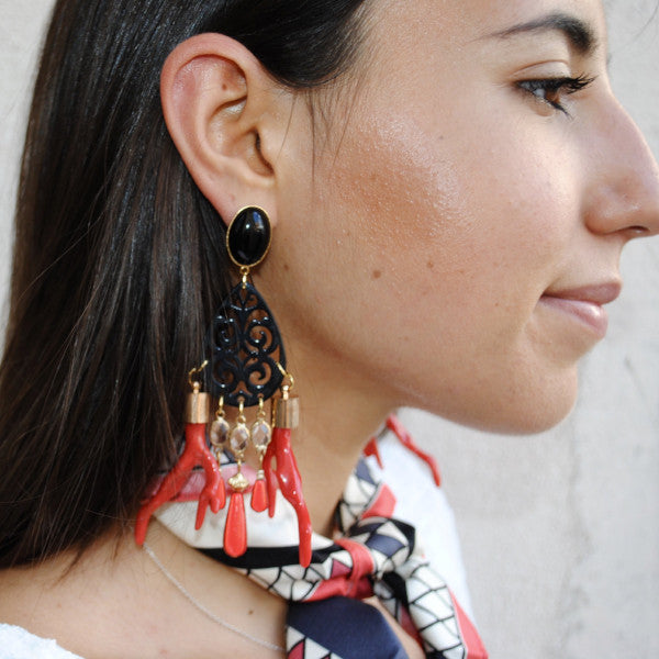 Munia Earrings