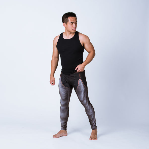 The Maille Leggings, Iron Fit