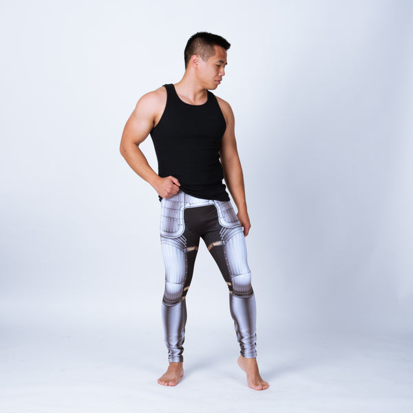 The Maximillian Leggings, Iron Fit