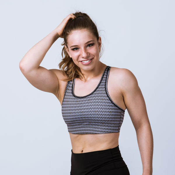 The Maille Sports Bra