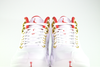 FIBA JORDAN XII (WHITE/RED/GOLD) - 18 KARATS GOLD 3D EYELETS EXCLUSIVELY BY KORTONS