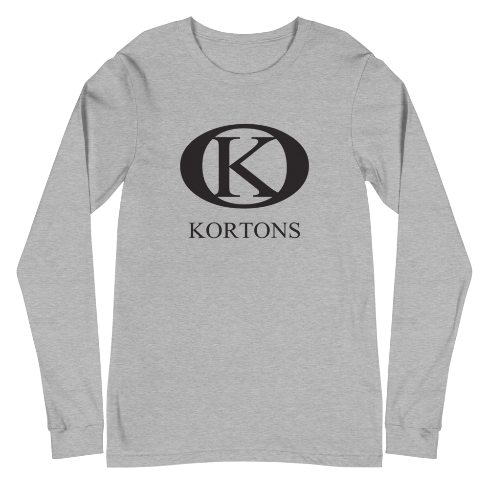 KORTONS Classic Enriched Unisex Long Sleeve Shirt
