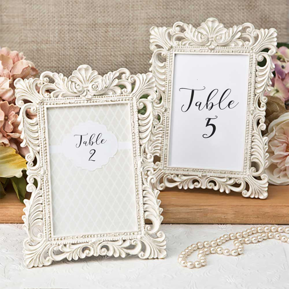 Frame your wedding guests! And they'll love it