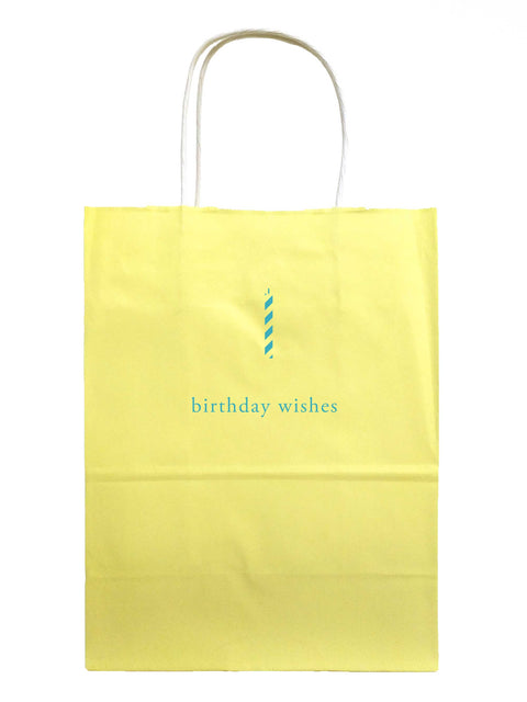 Birthday Wishes Gift Bags - Tea and Becky