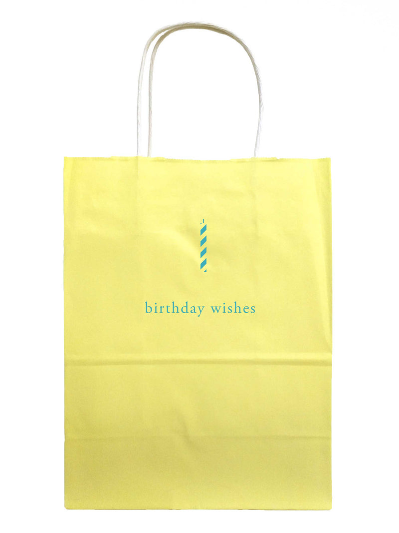 Birthday Wishes Gift Bags