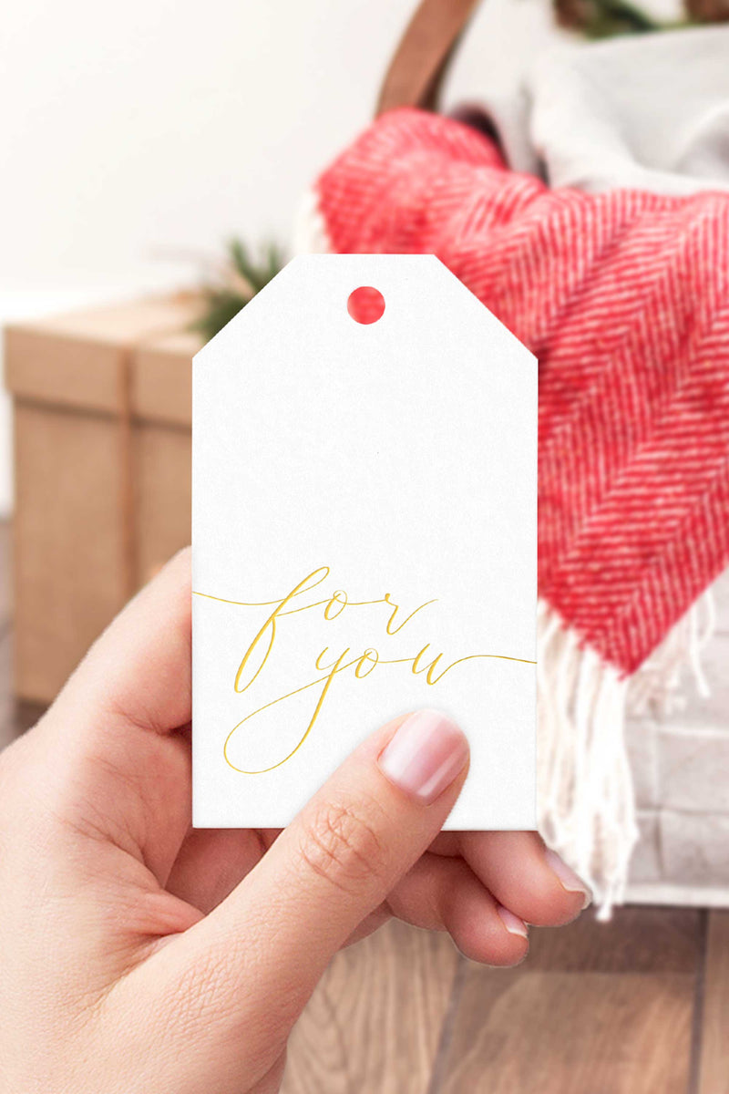 For You Gift Tags - Tea and Becky