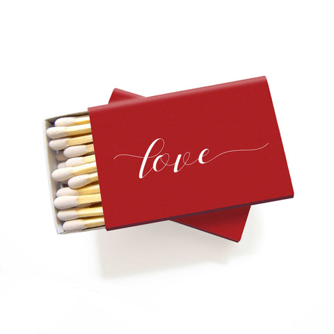 Love Matchboxes - Set of 6 - Tea and Becky