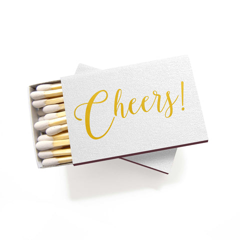 Cheers Matchboxes - Set of 6 - Tea and Becky