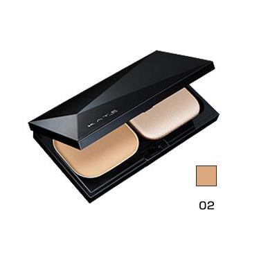 KATE - Secret Skin Maker Zero Powder Foundation 02 Average Skin Tone - Sakura Cosme Canada