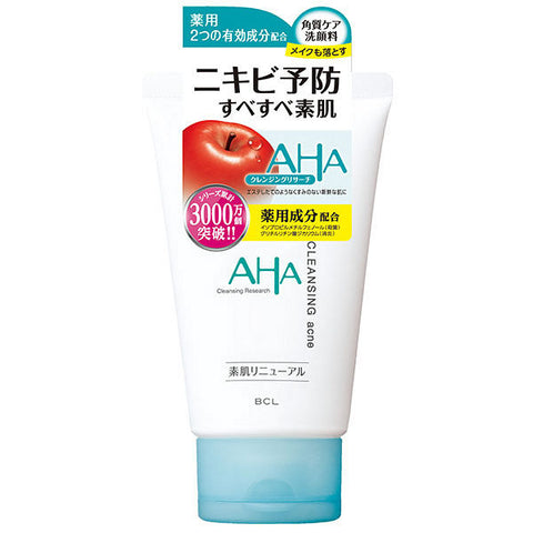 Cleansing Research - AHA Medicated Acne Wash Cleansing