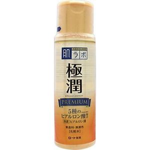 HADA LABO - Goku-jyun Premium Hyaluronic Acid Lotion 170ml