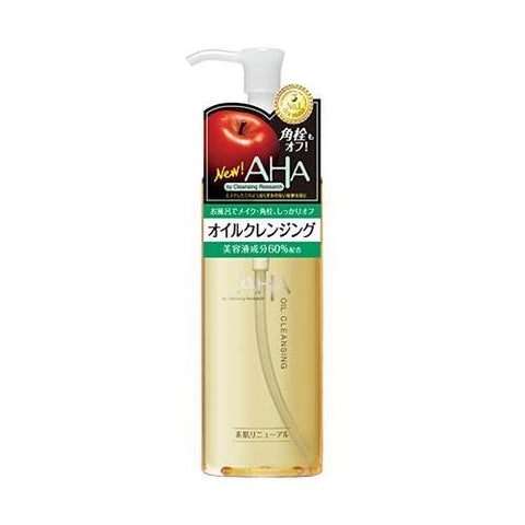 Cleansing Research - AHA Oil Cleansing 145ml - Sakura Cosme Canada
