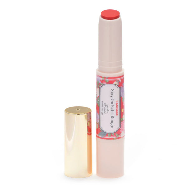 CANMAKE - Stay-On Balm Rouge - Sakura Cosme Canada