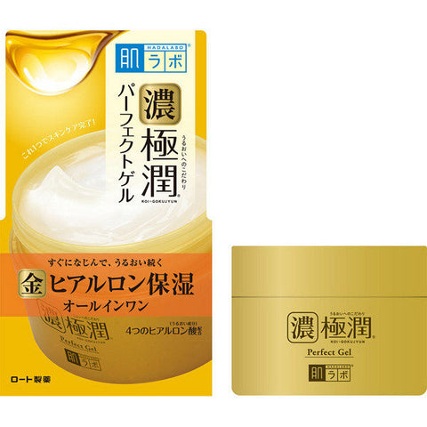 HADA LABO - Koi-Goku-jyun Perfect Gel 100g