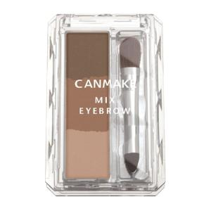 CANMAKE - Mix Eyebrow 02 Natural Brown - Sakura Cosme Canada