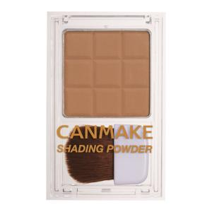 CANMAKE - Shading Powder 03 Honey Lusk Brown - Sakura Cosme Canada