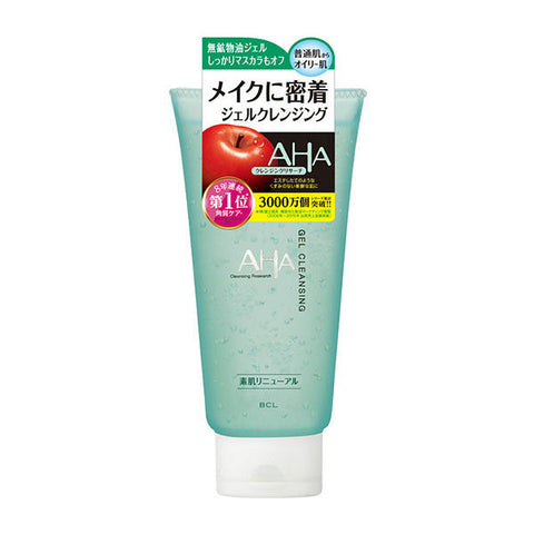 Cleansing Research - AHA Gel Cleansing