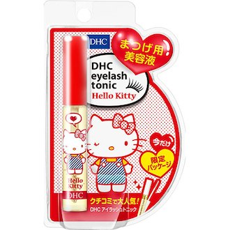 DHC - Eyelash Tonic Hello Kitty - Sakura Cosme Canada