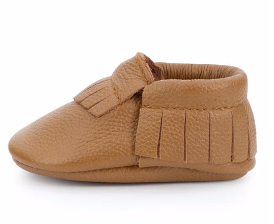 Classic Brown Moccasins