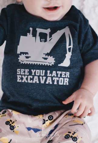 See you later Excavator