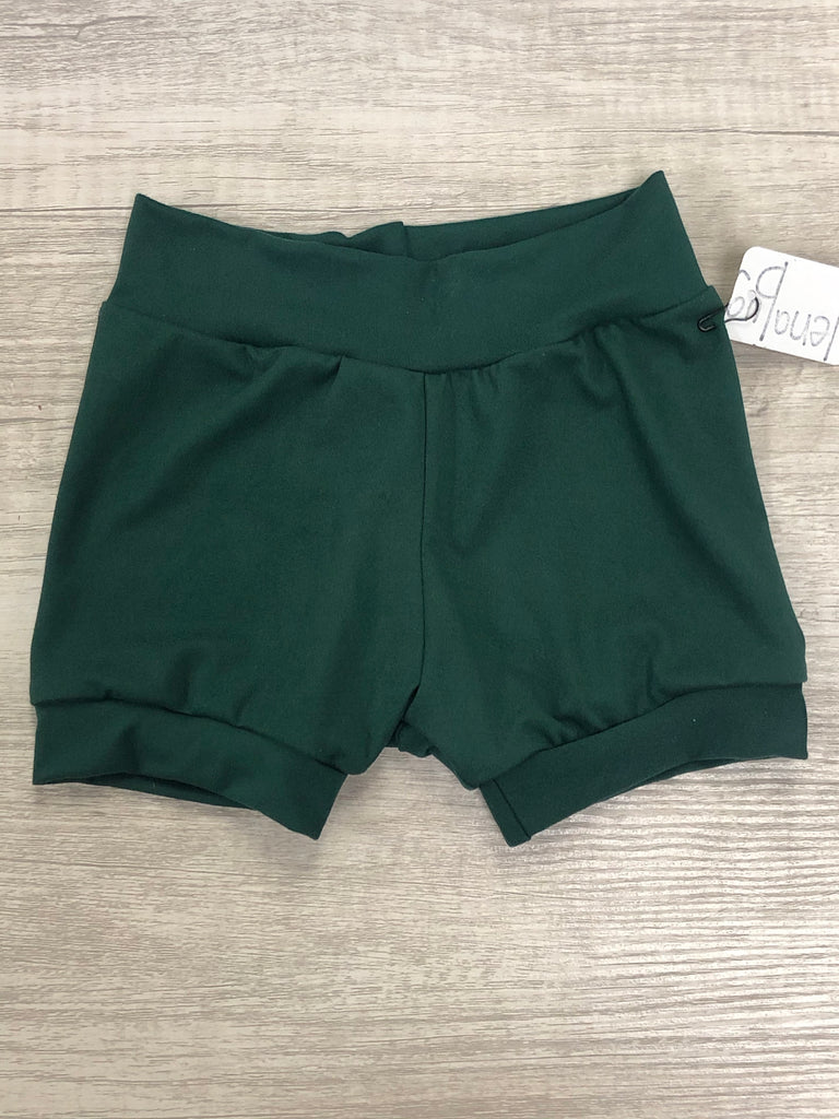 Hunter Green Shorties