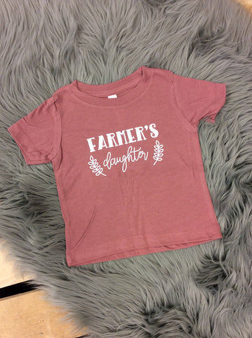 Farmer's Daughter Tee