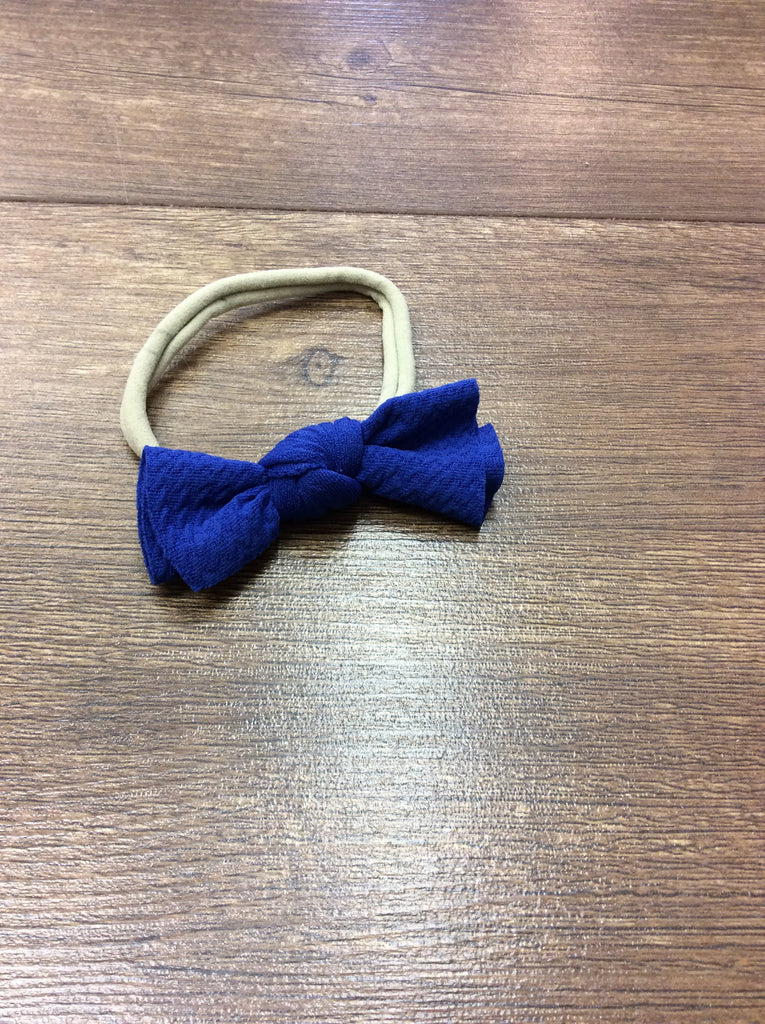 Messy Knot Nylon - Royal