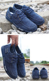 Autumn Denim Casual Men's Shoes