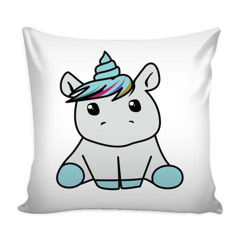 Pillows - Cute Unicorn Pillow Case