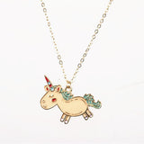 Dreamy Unicorn Necklace