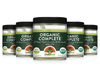 5 x Samuraw Organic Complete for Adults - 25% OFF - Samuraw Nutrition