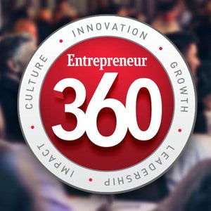 "Sweetie Pie Organics Named One Of The ""Best Entrepreneurial Companies In America"" By Entrepreneur Magazine's 2016 Entrepreneur 360™ List"