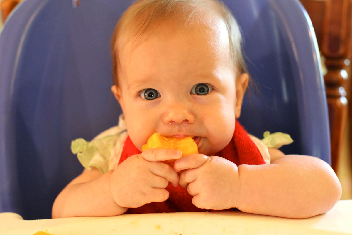8 REASONS WHY YOU SHOULD WAIT UNTIL YOUR BABY IS 6 MONTHS OLD TO FEED THEM SOLIDS
