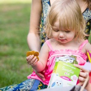 A day at the park with Sweetie Pie Organics
