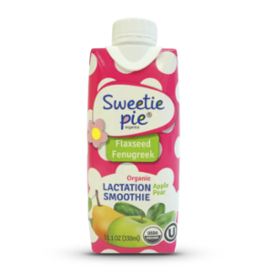 Sweetie Pie Organics Announces Launch of a New Lactation Smoothie in Whole Foods Stores Nationwide