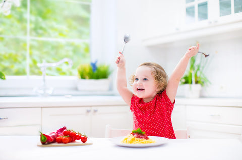 Making a healthy toddler meal plan