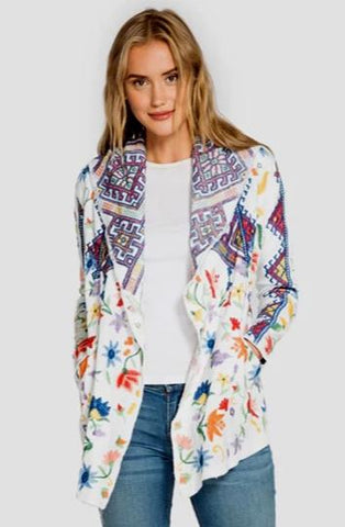 TASHA POLIZZI ARIZONA CARDIGAN ON SALE