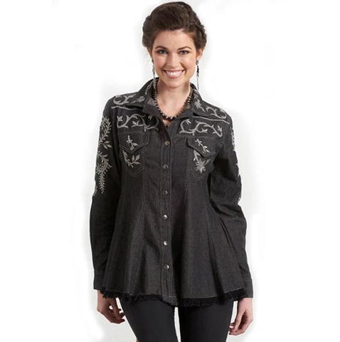 TASHA POLIZZI DILLON SHIRT ON SALE